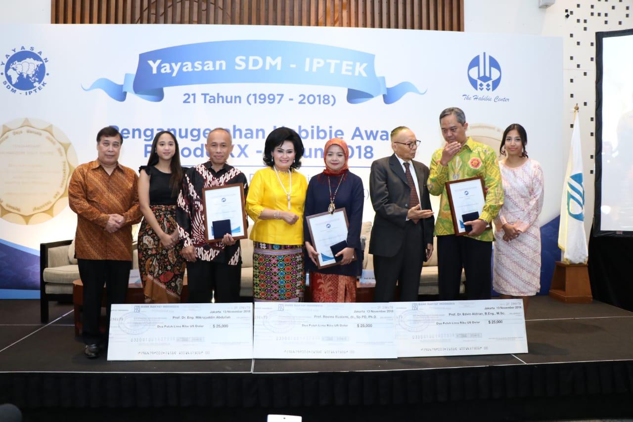 Penganugerahan Habibie Award