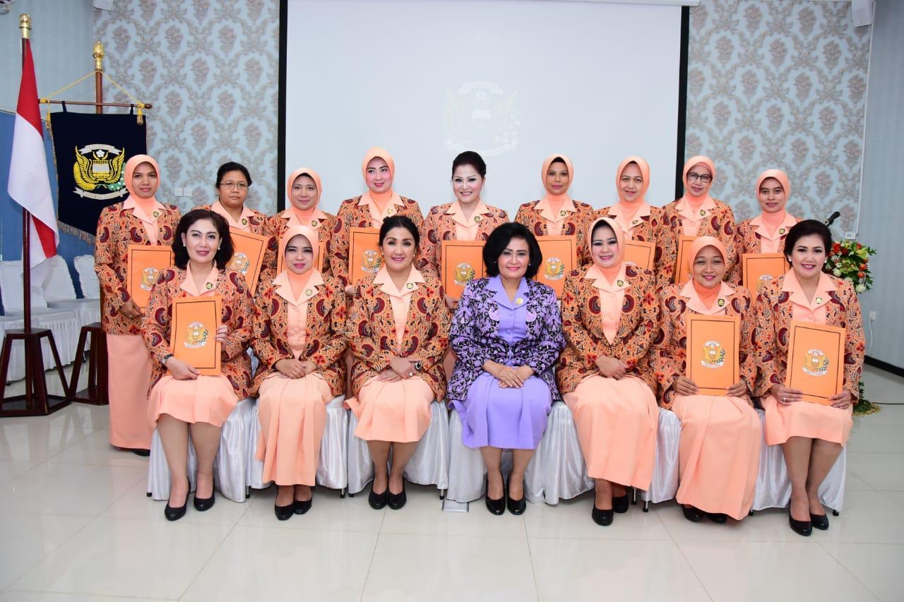 Rapat Koordinasi Pusat Yayasan Ardhya Garini Tahun 2019
