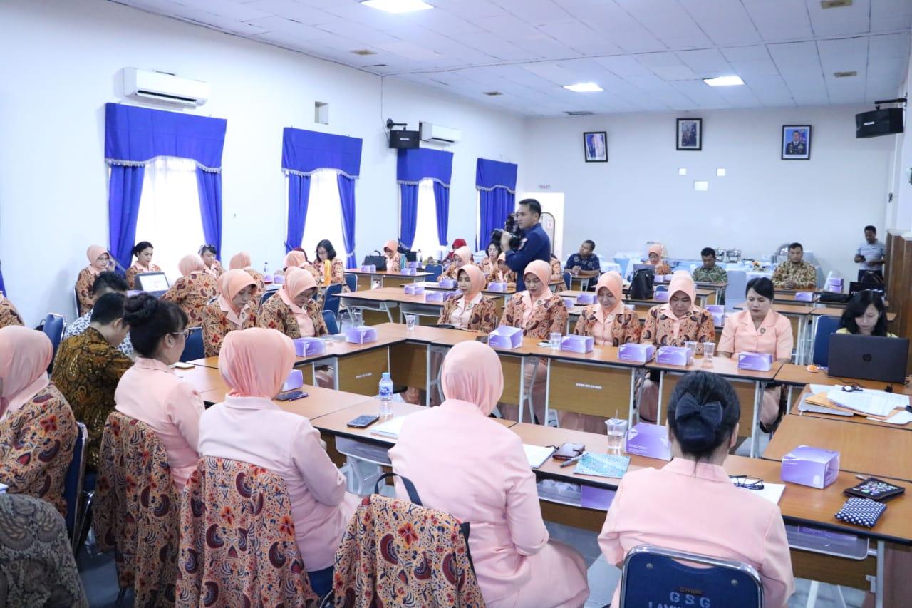 Pengurus Yasarini Pusat Mengadakan Rakor Persiapan Supervisi, Workshop & Penentuan Seleksi Tahap II Guru Sekolah Angkasa