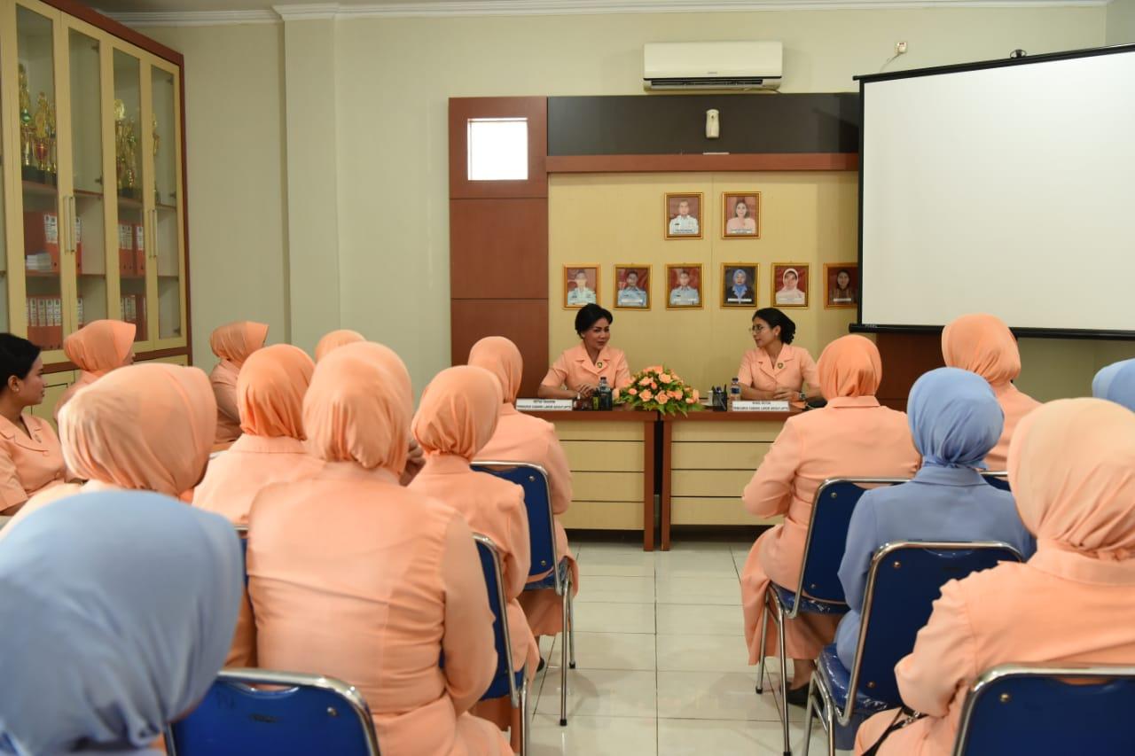Visitasi Sekolah Angkasa Lanud Adisutjipto oleh Tim Yasarini Pusat